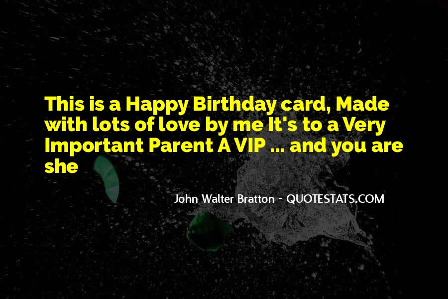 Quotes For Mom On Her Birthday #1704944