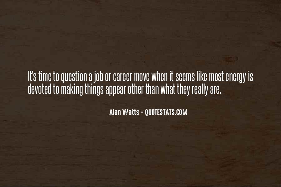 Quotes For Moving On In Career #233930