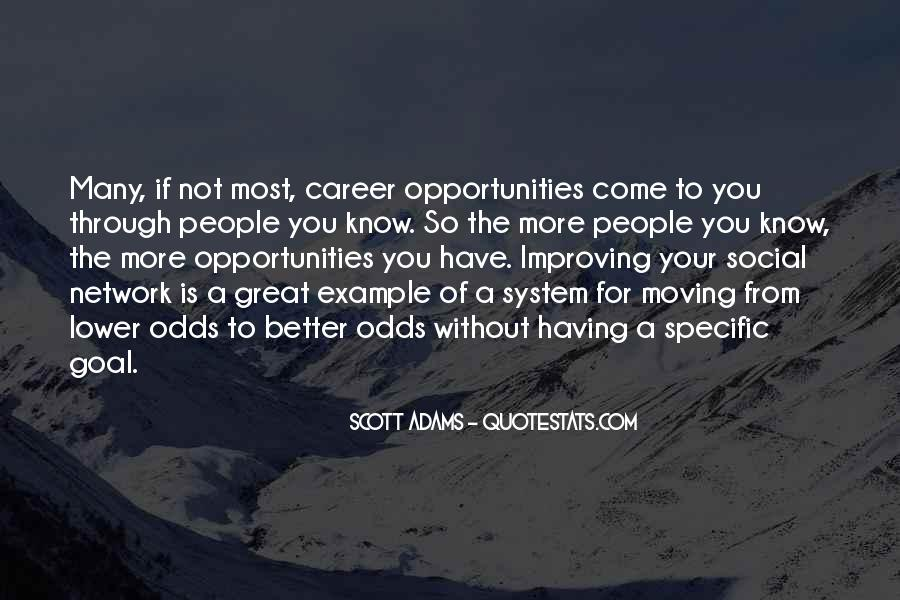 Quotes For Moving On In Career #375652
