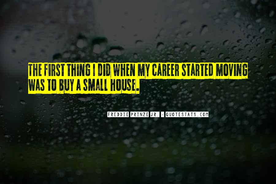 Quotes For Moving On In Career #424555