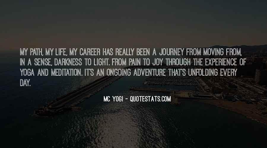 Quotes For Moving On In Career #762132