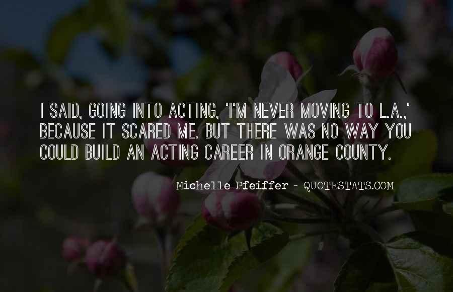 Quotes For Moving On In Career #813028