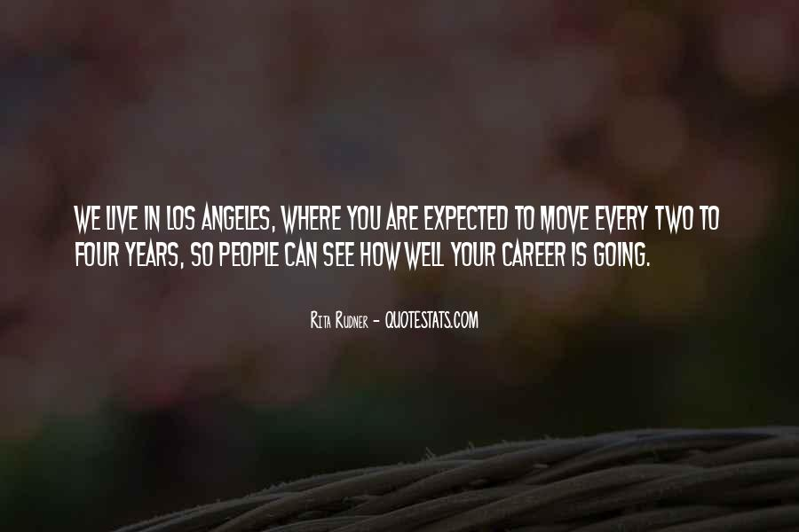 Quotes For Moving On In Career #933430