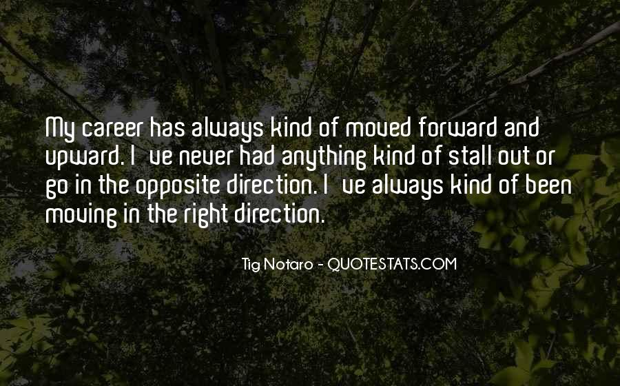 Quotes For Moving On In Career #940712