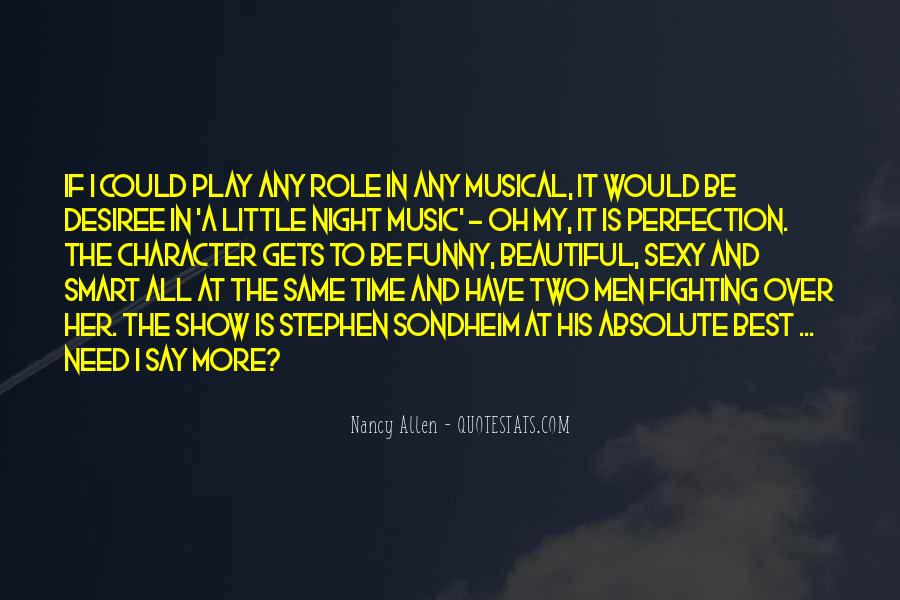 Quotes For Musical Night #919405