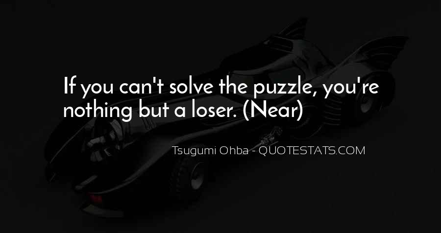 Quotes About Ohba #1176889