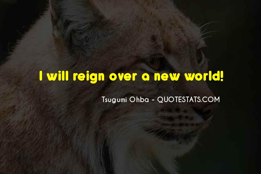 Quotes About Ohba #1312722