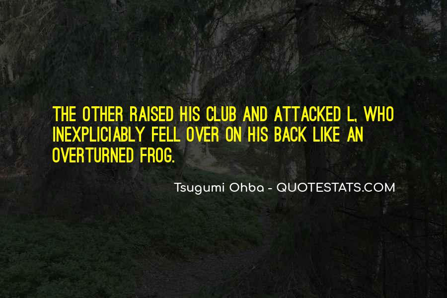 Quotes About Ohba #1738144