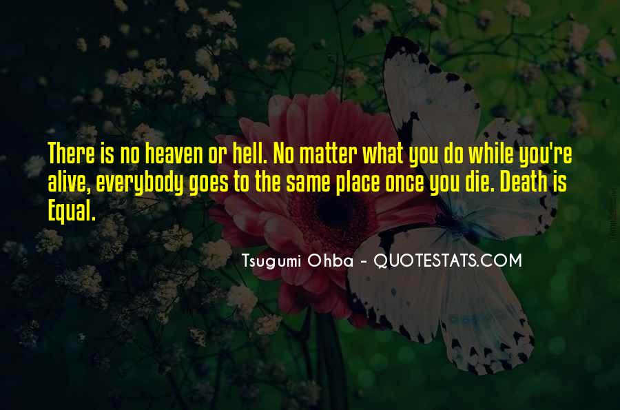 Quotes About Ohba #64990