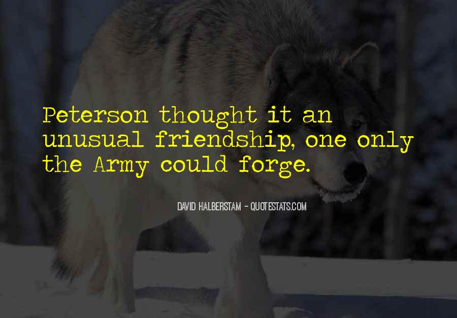 Quotes For My Son In The Army #16735