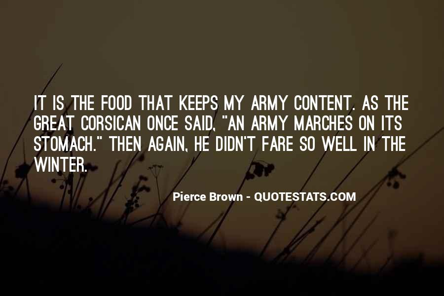 Quotes For My Son In The Army #54938