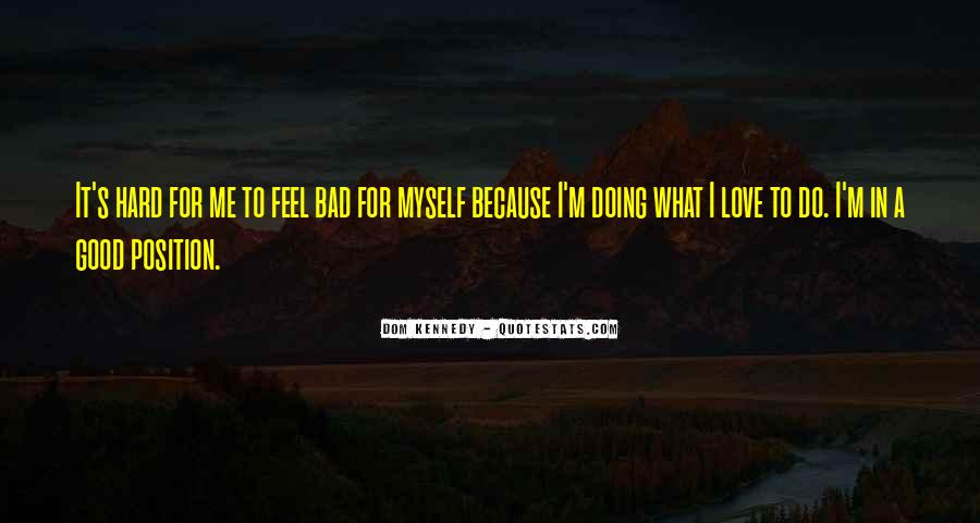 Quotes For Myself Love #48042