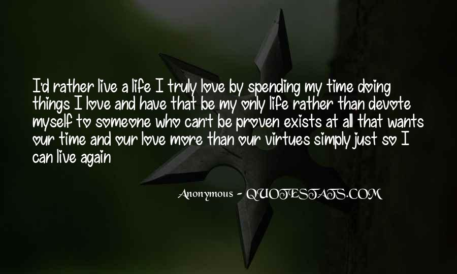 Quotes For Myself Love #72785