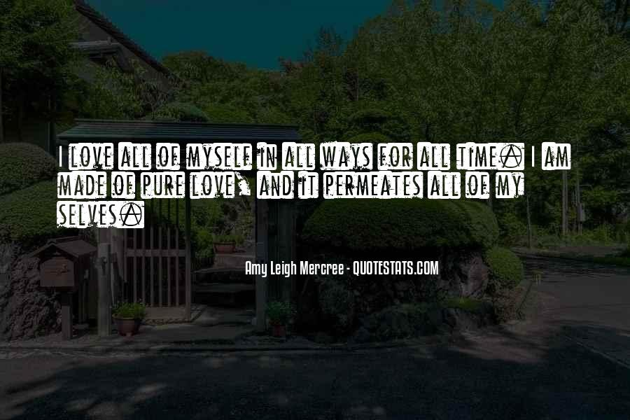 Quotes For Myself Love #80005