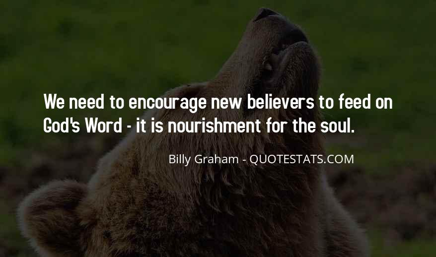 Quotes For New Believers #1061453