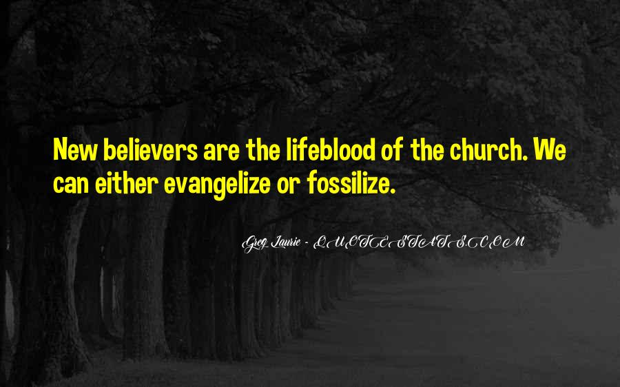 Quotes For New Believers #1087810