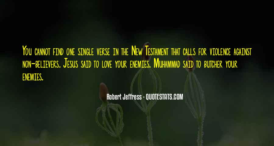 Quotes For New Believers #19832