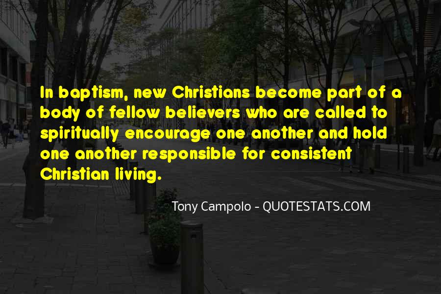 Quotes For New Believers #713328