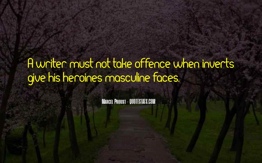 Quotes About Offence #107430