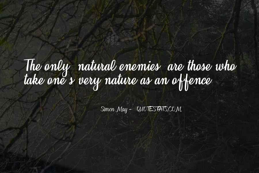 Quotes About Offence #177063