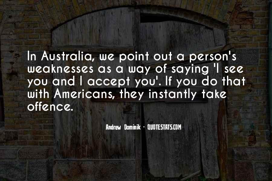 Quotes About Offence #241569