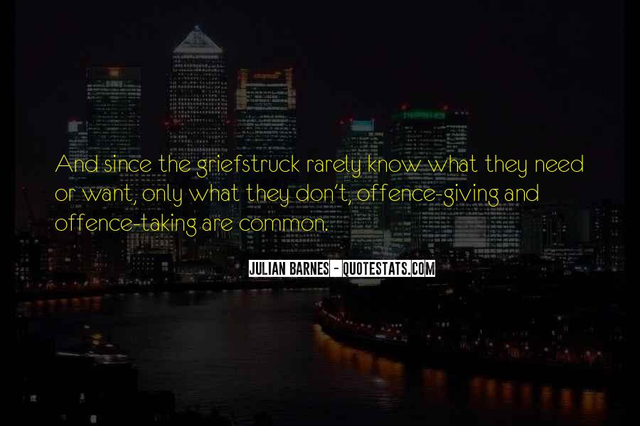 Quotes About Offence #262550