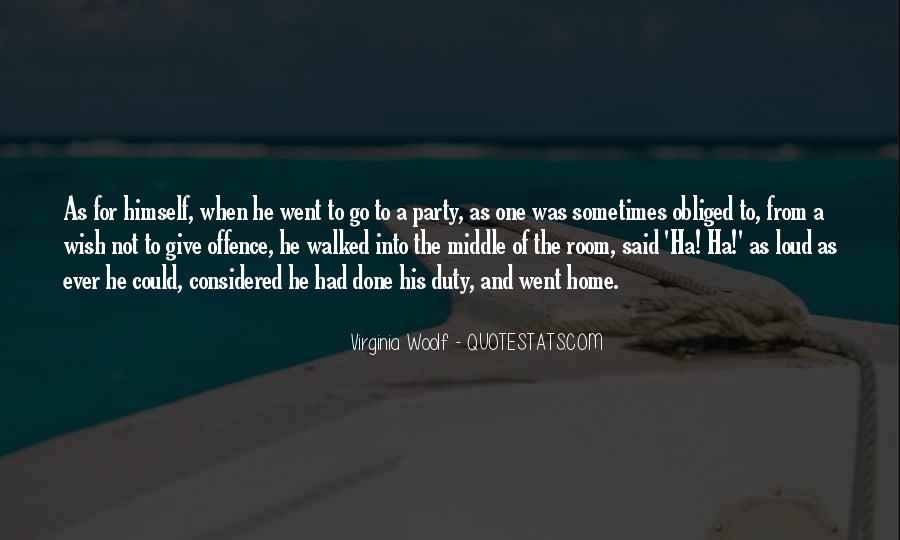 Quotes About Offence #30161