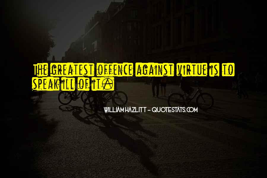 Quotes About Offence #379210