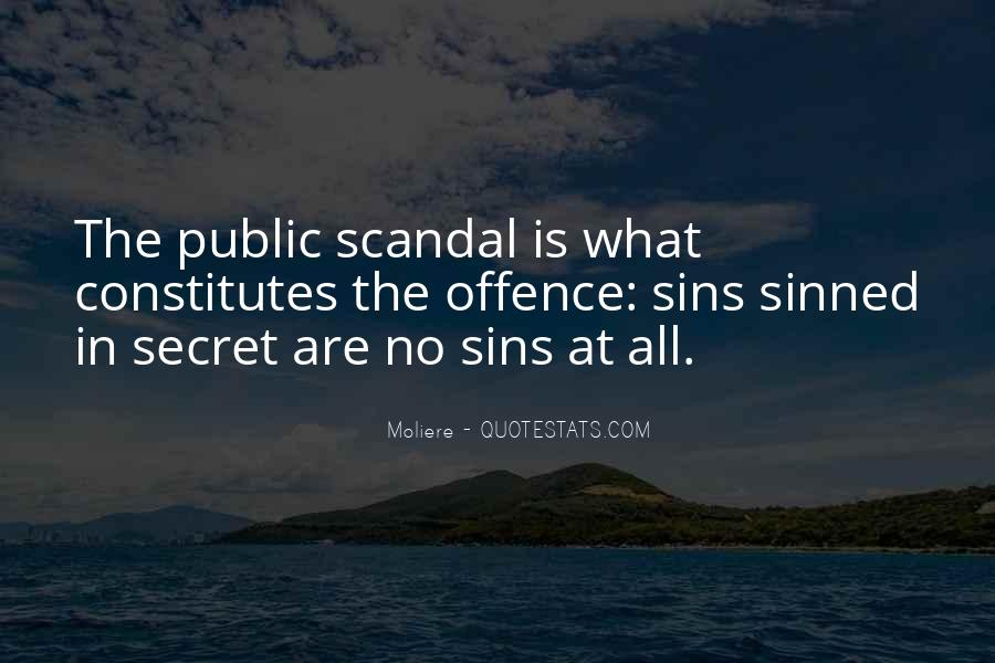Quotes About Offence #389533