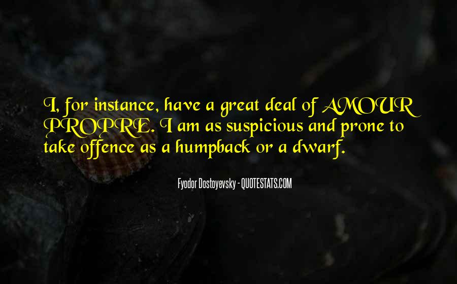 Quotes About Offence #56100