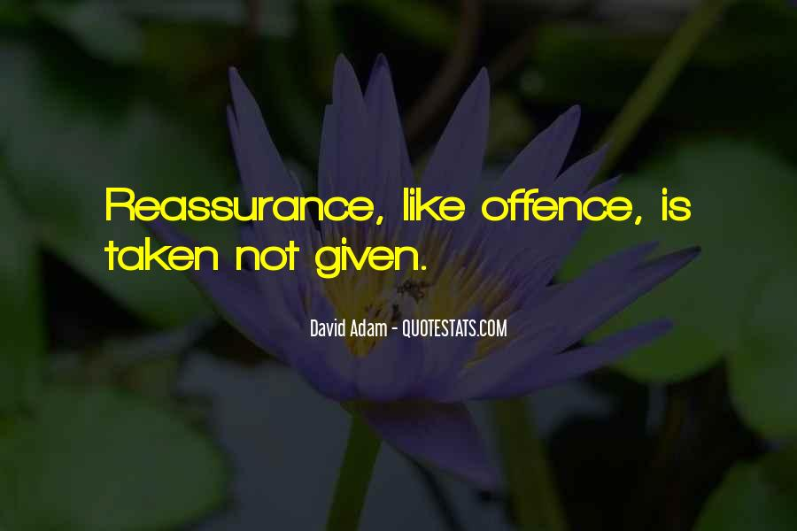 Quotes About Offence #591598