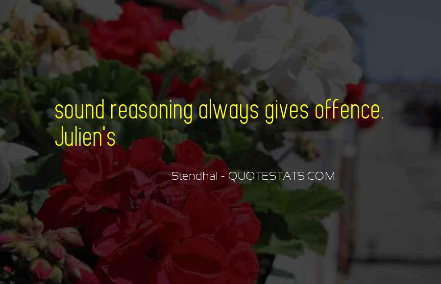 Quotes About Offence #653884