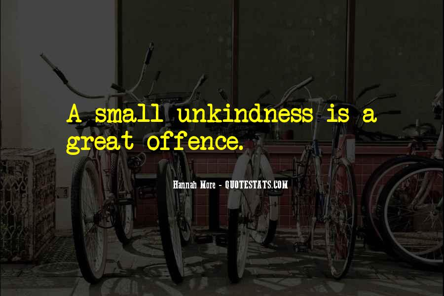 Quotes About Offence #68186