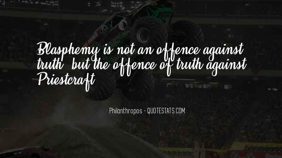 Quotes About Offence #791127