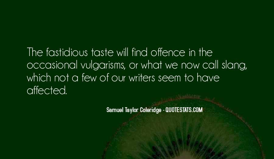 Quotes About Offence #883703