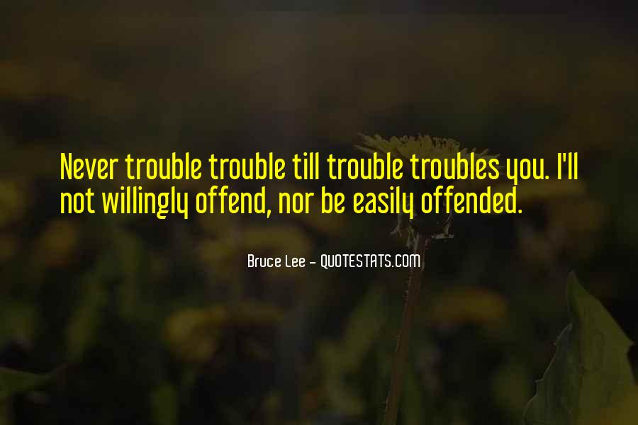Quotes About Offence #907768