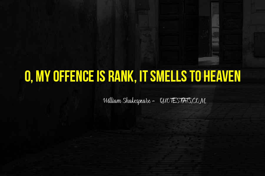Quotes About Offence #908490