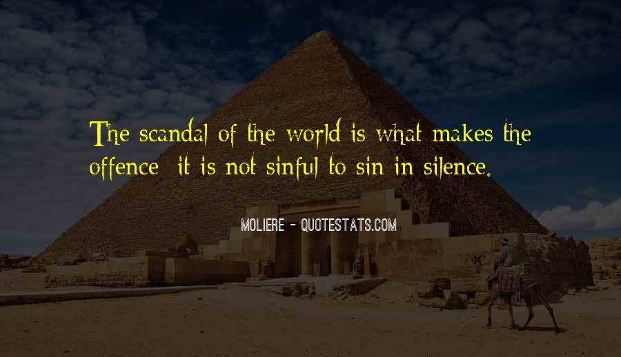 Quotes About Offence #960000