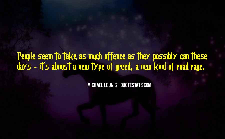 Quotes About Offence #963120
