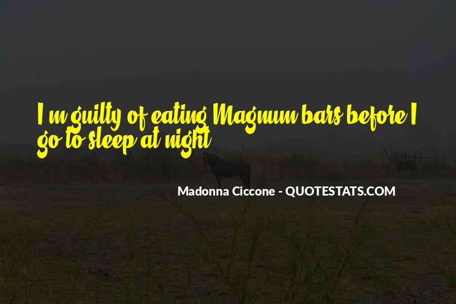 Quotes For Night Sleep #126922