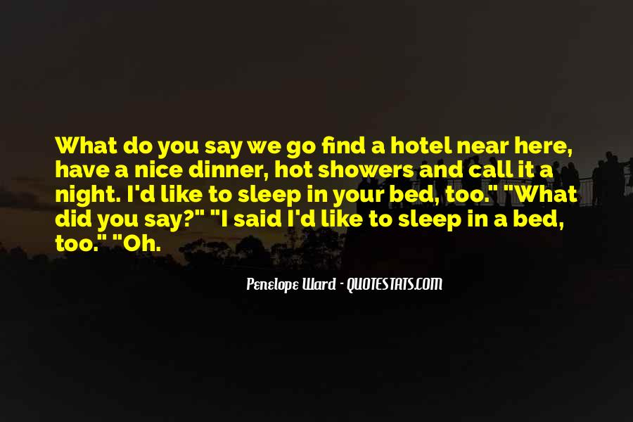 Quotes For Night Sleep #135544