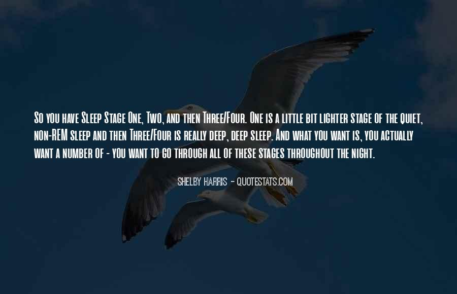 Quotes For Night Sleep #145203