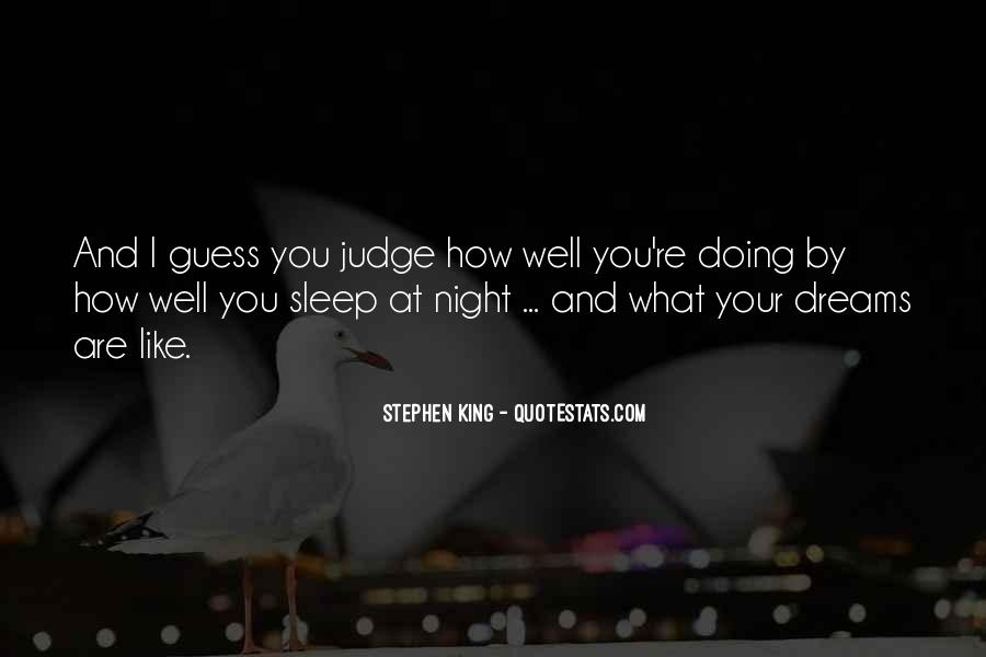 Quotes For Night Sleep #161571