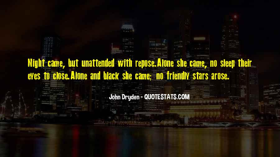 Quotes For Night Sleep #164604