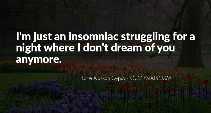 Quotes For Night Sleep #182685