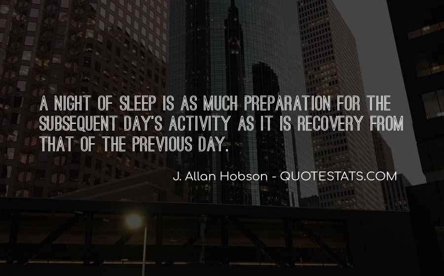 Quotes For Night Sleep #184269