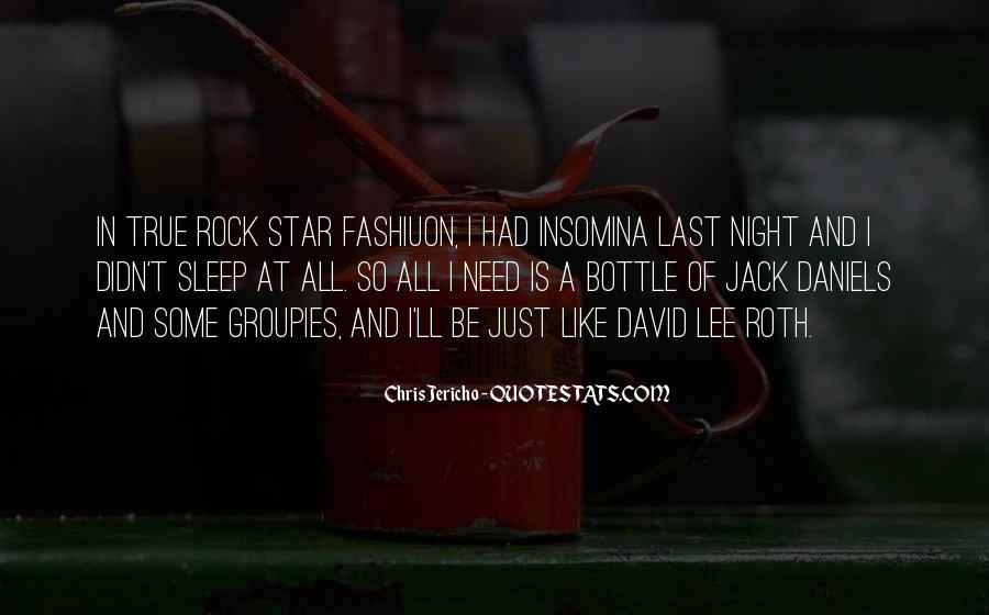 Quotes For Night Sleep #186415