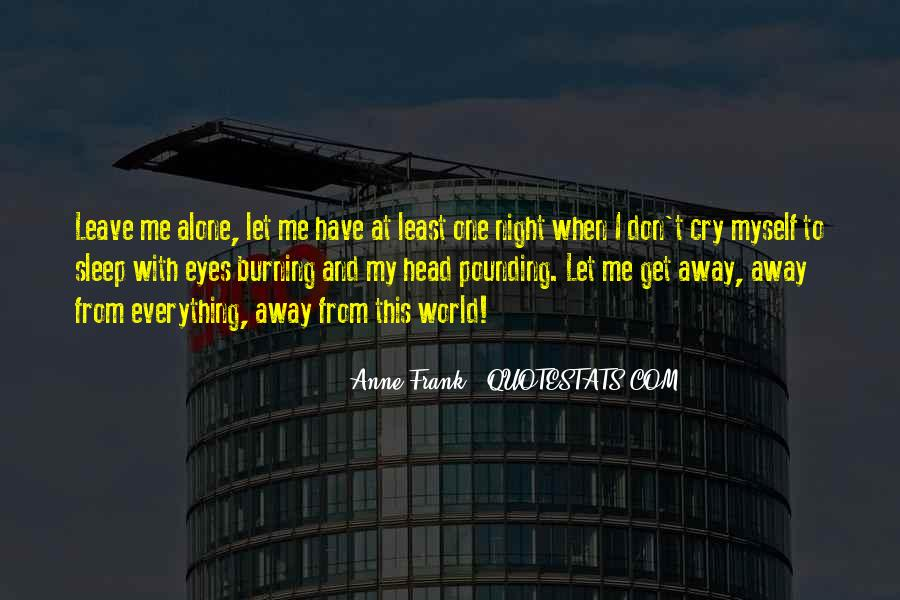 Quotes For Night Sleep #187036