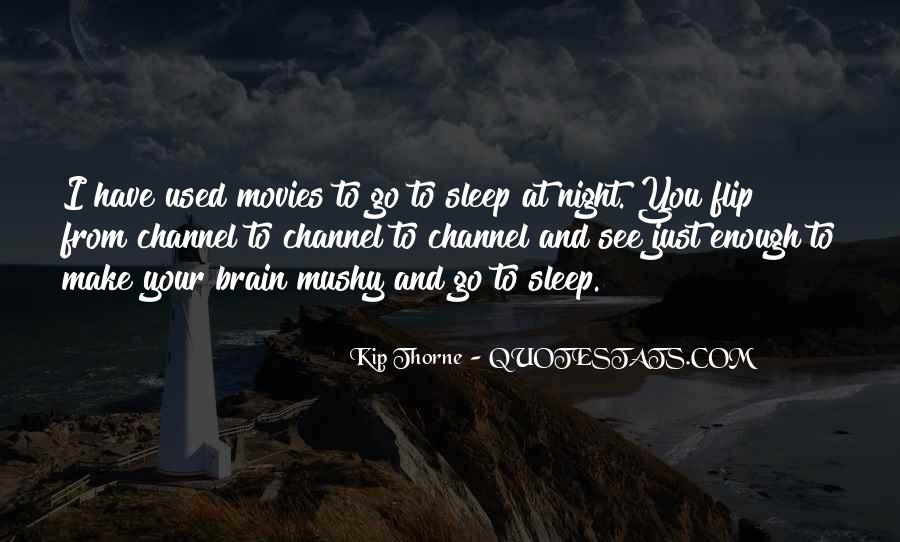 Quotes For Night Sleep #21783