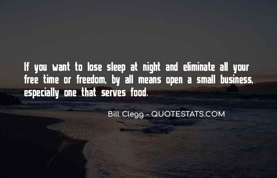 Quotes For Night Sleep #25941